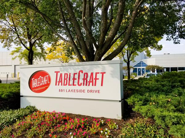 tablecraft world headquarters
